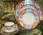 Haviland Limoges Imari Rouge 5 pc. Place Setting