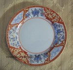 Haviland Limoges Imari Rouge Salad Plate