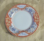 Haviland Limoges Imari Rouge Bread Plate