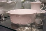 Hutschenreuther Baronesse White Cereal/Fruit Bowl