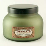 Aspen Bay Candles Miele de Lavandar in Olive Jar
