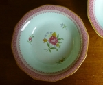 "Adams Lowestoft berry dessert bowl(s)  5 3/4"" English Calyx"