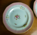 "Adams Lowestoft salad plate(s) 8 1/4"" English Calyx Ware"