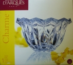 Cristal D'Arques Charme Fruit Bowl French Lead Crystal