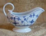 Royal Copenhagen Blue Fluted Sauce Boat Pitcher 308