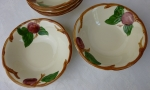 Franciscan Apple USA cereal bowls 2