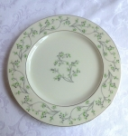 Haviland Limoges NY Greenbrier (2) Dinner Plates