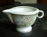 Haviland Limoges NY Apple Blossom Creamer (cream pitcher)