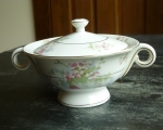 Haviland Limoges NY Apple Blossom Sugar bowl