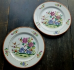 Port Royal Italian hand painted decorative plates