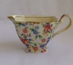 Royal Winton Old Cottage Chintz 1 c. size creamer pre 1960