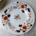 Royal Crown Derby Beaumont Dinner Plate 10 3/8 inch