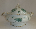 Rosenthal Greenbriar Gold Covered Vegetable Bowl or Tureen