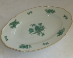 Rosenthal Greenbriar Gold Medium Platter 14 3/4 inch