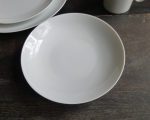 Rosenthal Thomas Medaillon White Soup Plate/Bowl