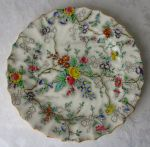 Spode Copeland Particia dinner plate 10 3/8 earthenware