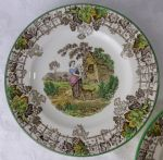 Spode Copeland Byron Salad Plate(s) 7 3/4""
