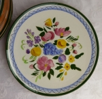 Stangl Pottery Fruit & Flowers 10' dinner plate(s)