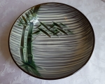 Ucagco Bamboo vegetable bowl, made in Japan