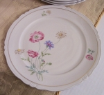 Bareuther 31 piece dinnerware service 1940s Germany US Zone