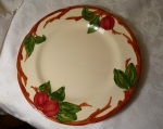 Franciscan Apple USA 3 dinner plates, Interpace mark