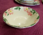 Franciscan USA Desert Rose Vegetable Bowl 9 inch