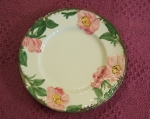 Franciscan USA Desert Rose Salad Plates 4