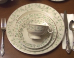 Haviland Limoges NY Greenbrier 24 pc set, Service for 6