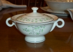 Haviland Limoges NY Greenbrier Sugar Bowl