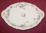 Theodore Haviland Limoges Schleiger #1246 small platter