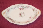 Theodore Haviland Limoges Schleiger #1246 relish tray