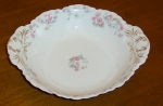Haviland Limoges, Sch 32 Pink Azalea, Round Vegetable