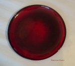 Luminarc Simplicity Ruby Glass Plates - Set of 6