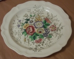 Royal Doulton Malvern Charger or Chop Plate