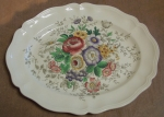 Royal Doulton Malvern Oval Serving Platter, 13 3/8""