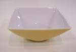 Rosenthal No Limit Yellow Square Berry Bowl