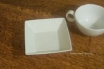 Rosenthal Loft 4.5 inch Square Fruit Bowl