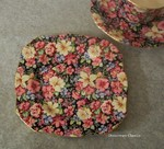 Royal Winton Grimwades Florence Chintz Bread Plate