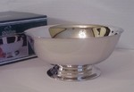 Paul Revere Silver-plate 8 inch Bowl by Sheridan