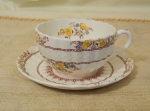 Spode Copeland Buttercup (2 sets) Tea Cups & Saucers