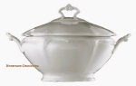 Hutschenreuther Baronesse White Soup Tureen