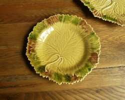 CE Corey Honey Leaf Salad Plates 4 & 22-18418SP CE Corey Honey Leaf Salad Plates 4 - CE Corey Fantasia