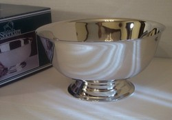 Paul Revere Silver-plate 10 inch Bowl by Sheridan